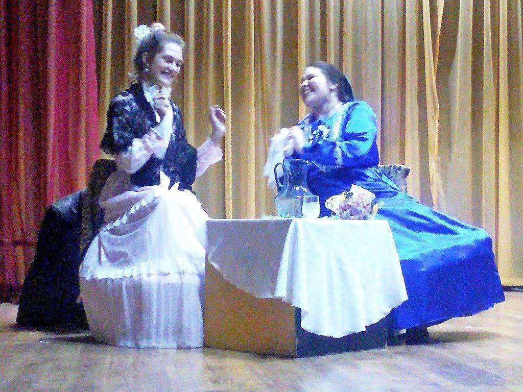 Конкурс театральная юность россии
